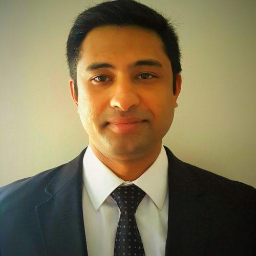 Dr Bharat Saraf